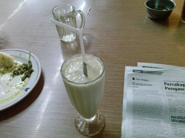 Durian juice