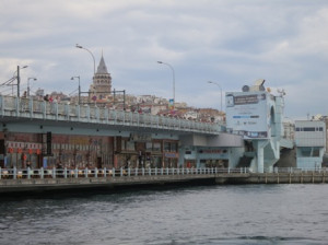 Galata Bridge Small