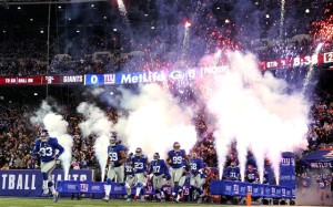 New York Giants - Espn Razzle Dazzle - Small