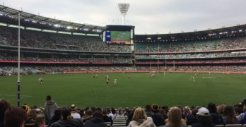 Benny Round 8 v Fremantle at MCG