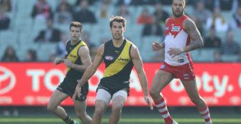 Benny Round 13 v Sydney at the MCG