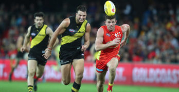 Benny Round 19: Gold Coast V Richmond, Metricon Stadium