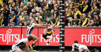 Round 19 v Collingwood at the MCG