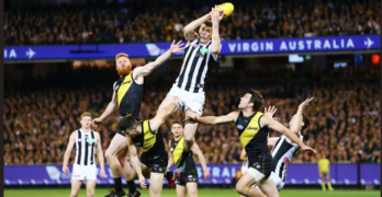 Preliminary Final v Collingwood at the MCG